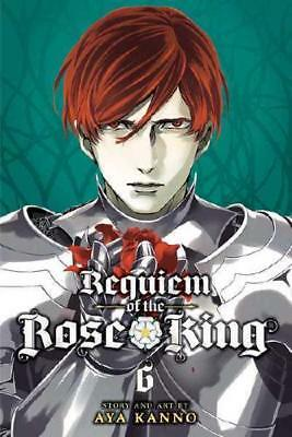 Requiem of the Rose King. 6 by Aya Kanno (author)