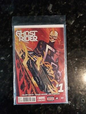 Marvel Comic All-New Ghost Rider Issue 1, 1st print.
