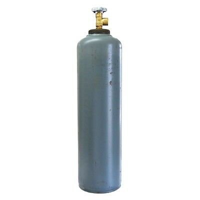 Reconditioned 75 cu ft Steel Acetylene Gas Cylinder A75/#3 CGA510  Free Shipping