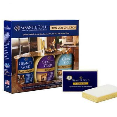 Granite Gold Home Care Collection- Natural Stone Cleaner