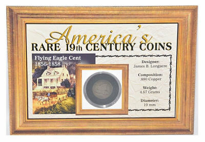 The Morgan Mint America's Rare 19th Century Coins Flying Eagle Cent 1856-1858