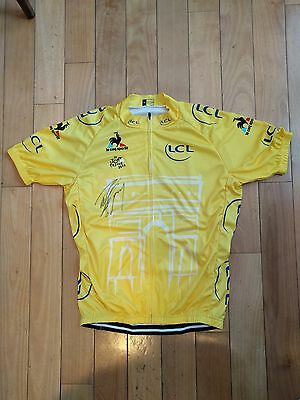 PETER SAGAN signed LIMITED EDITION Tour De France Jersey PROOF Tinkoff Champ 640ce1c9f