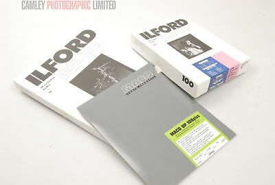 Job Lot of Expired Ilford Photographic Paper. Condition - 1F [7031]