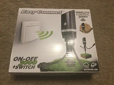 easy connect wireless control 300m outdoor garden lighting system