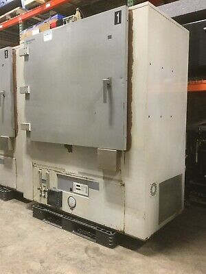 Despatch LND Convection Oven 24CuFt N2 343°C W/C 16kW 2HP 480VAC 3Ø w/Recorder-1
