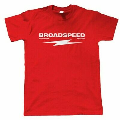 Broadspeed T Shirt - Ford Classica Escort Rs1600 Pinocchietto Mini Anglia