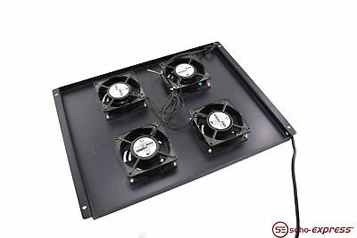 Generic Server Rack 4 Fan Cooling Unit Fd1238A2Hsl