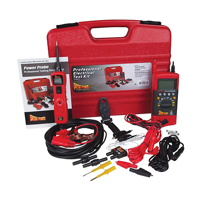Power Probe Professional Testing Electrical Kit Auto Boat Motorcycle Tool