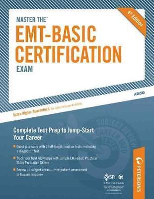 Master the EMT Basic Certification Exam by Peterson's (author)