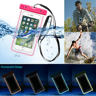 WATERPROOF UNDERWATER DRY Arm Bag Armband Pouch Compass Case Cover