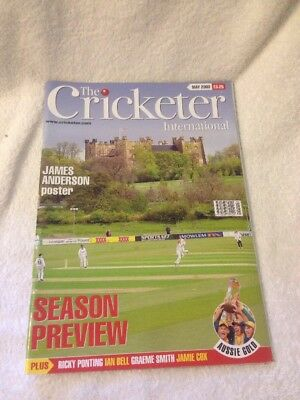 The Cricketer International Magazine May 2003