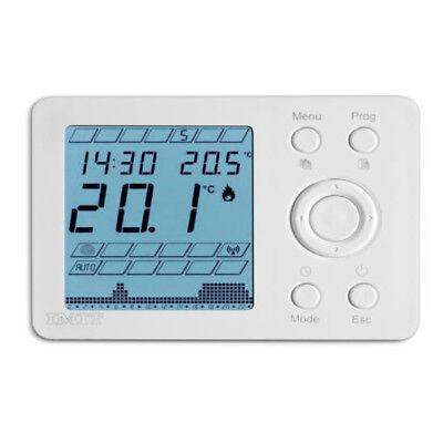 THERMADOR Thermostat ambiance programmable IMIT digital filaire IP20-230V