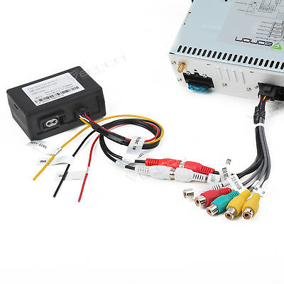 Optical Fiber Decoder Box For BMW E90 E91 E92 E93 Car Stereo OEM Sound System l