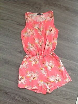 Girls Playsuit age 14 - Candy Couture - Used