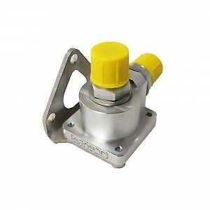 Jenvey Remote Fuel Pressure Regulator Housing - 9.4mm - SPOOX MOTORSPORT