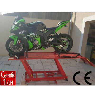 Table Elevatrice Pont Moto Homologue Ce 040051R Motomike 34