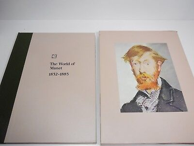Time Life Library of Art - The World of Manet 1832 - 1883