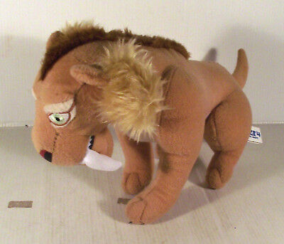 "12"" Diego Soft Toy The Ice Age Movie"