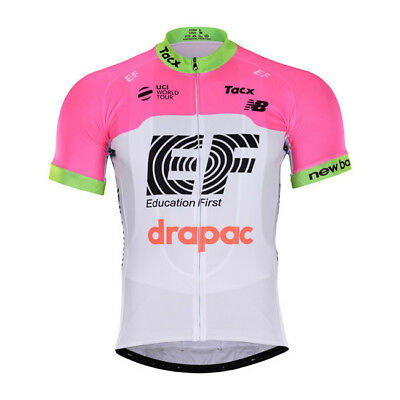 7322d316c New 2018 Drapac Cannondale Jersey Hobby Cycling Tour De France Pro Clarke