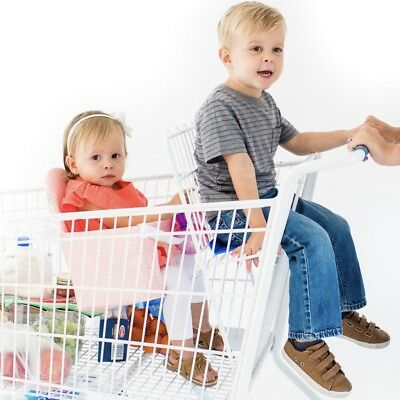 Buggy Bench Shopping Cart Cover Seat in Posh Pink (without packaging)