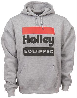 Holley Equipped Logo Hooded Sweatshirt 10023-XXLHOL