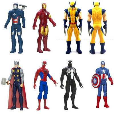 12'' Marvel Thor  Iron-man Action Figures Thor Titan SuperHero Series Boxed Toy
