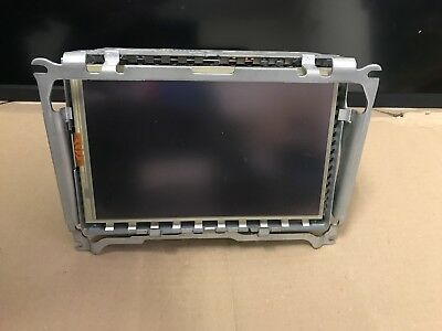 2012 Jaguar Xf Sat Nav Touch Screen Lcd Vgc