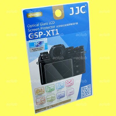 JJC 0.3mm Optical 9H Tempered Glass LCD Screen Protector For Fujifilm X-T1 X-T2