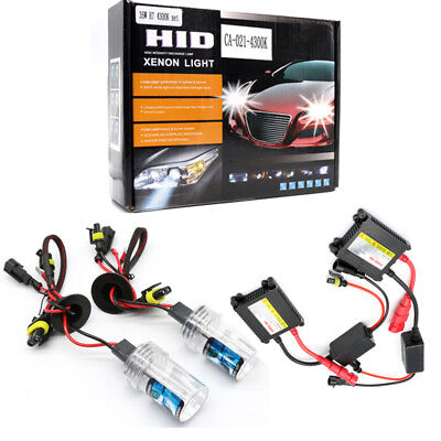 35W 55W Canbus H7 HID Xenon Conversion KIT Car Headlights 6000K 8000K Lamp UK