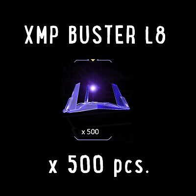 INGRESS XMP Buster L8 x 500 pcs.
