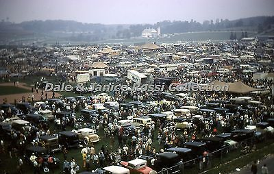 Hershey Car Show >> M354 35mm Slide 1970 Hershey Pa Car Show Flea Market Field