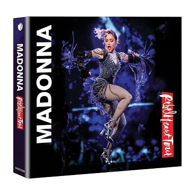 MADONNA Rebel Heart Tour CD + DVD Collectable set - Rare Gift Set - NEW Live