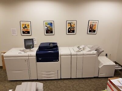 Xerox Versant 80 Press  Copier Printer ONLY 95K impressions 700, 770, C75, J75,