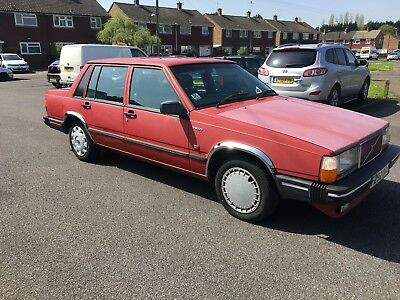 Volvo 740 TURBO, Genuine rare auto vintage classic, F/88, No swap and PX reduced