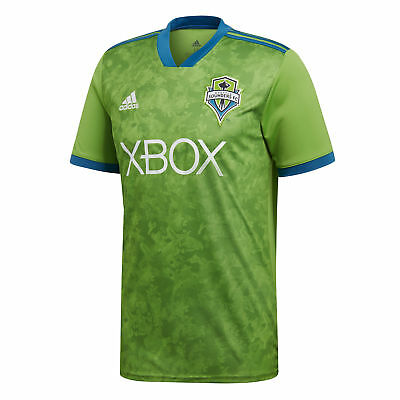 Seattle Sounders Football Home Shirt 2018 Mens