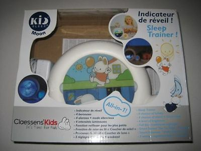 Claessens' Kids Kid'Sleep Nightlight / Alarm Clock /Sleep Trainer - Variations