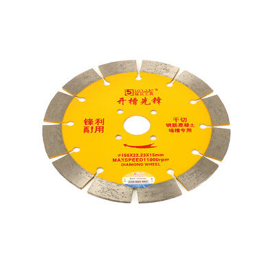 156*22.23*15mm Diamond Circular Saw Blade For Concrete Masonry Cutter Tool