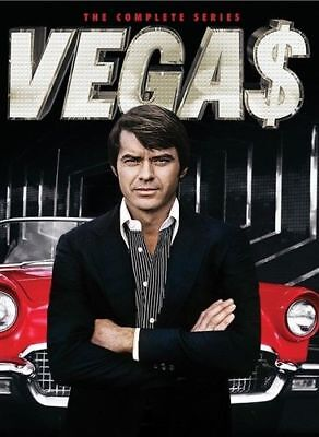 VEGAS THE COMPLETE TV SERIES New Sealed 18 DVD Set Robert Urich Seasons 1 2 3