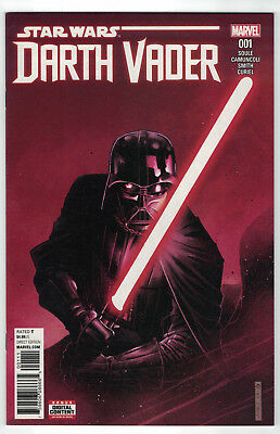 Star Wars Darth Vader #1 Soule (W) Camuncoli (A) 1st print Marvel 2017