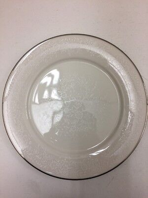 Noritake Ivory China 7192 Affection Pair Of Dinner Plates A 024 A026