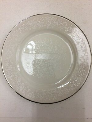 Noritake Ivory China 7192 Affection Lot Of Four Small Side Dish Plates A 025 A02