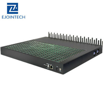 Ejoin Technology 32 Ports SMPP GSM Gateway SMS Modems 512 Sim Server w/ Open API