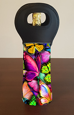 Butterfly Wine Carry Bag Cooler