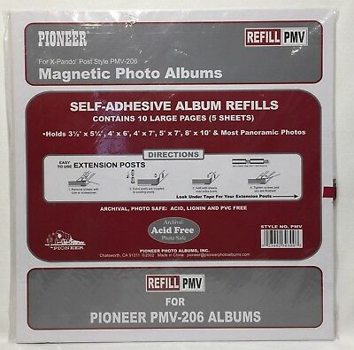 Pioneer Refill for PMV-206 Large Magnetic X-Pando