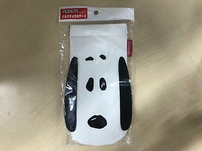 Peanuts Soft Glasses Case Snoopy