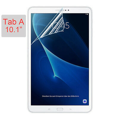HD Clear Screen Protection Skin Cover For Samsung Galaxy Tab A6 10.1 T580/T585