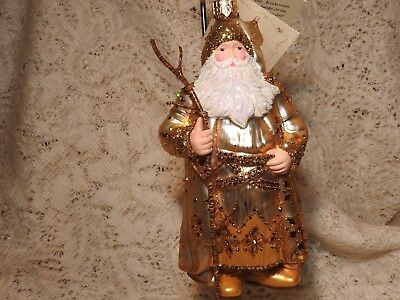 Patricia Breen Jeweled Gold Merijn Santa