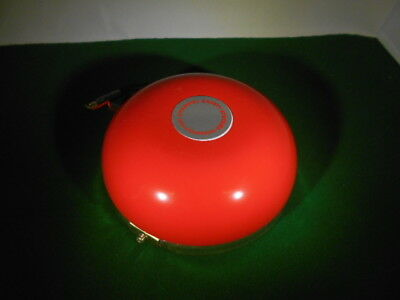 "Red Alarm Bell 24v DC, 6"" (150mm) Diameter, Channel Safety Systems Ltd CHBL/6"