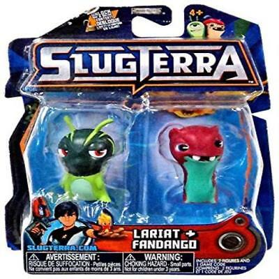 Slugterra Series 5 Lariat & Fandango Mini Figure 2-Pack Toy Play Kids Game Jakks