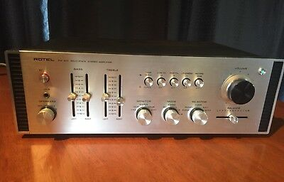 Rotel RA-810 Solid State Stereo Amplifier Vintage receiver (Pick up only)